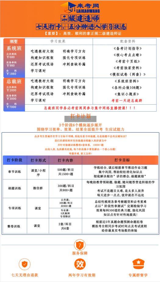 2020年武汉二级建造师培训班开课了快来找邵斌欢报名哦
